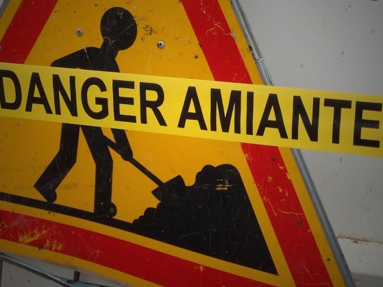 danger amianto