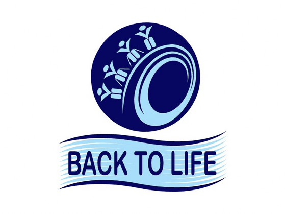 back to life logo inail