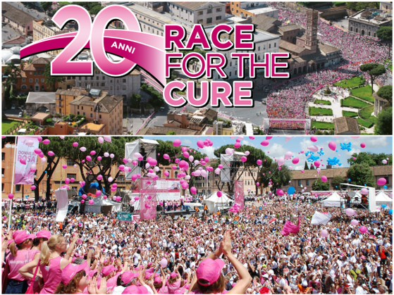 20 anni Race for the cure