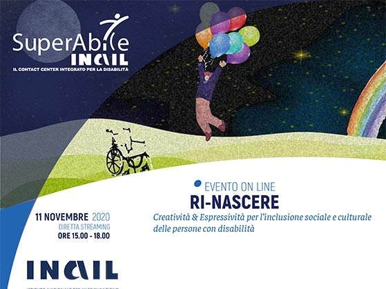 ri-nascere evento superabile